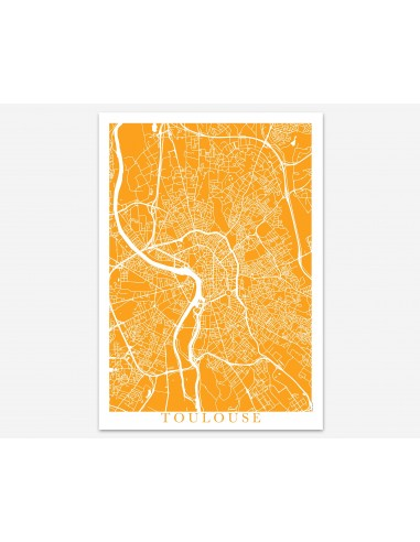 Poster Cannes France Minimalist Map